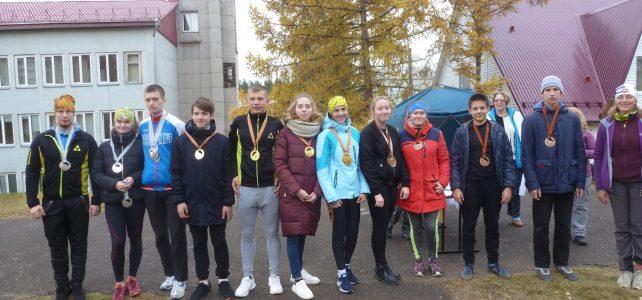 Чемпионат города Красноярска по спортивному туризму на пешеходных дистанциях